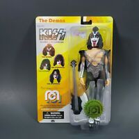"MEGO KISS The Demon Gene Simmons Target 8""-Inch Action Figure NEW Numbered"