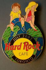 HRC Hard Rock Cafe Toronto World Youth Day 2002 LE500 XL Fotos