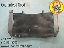 1995-1998 Honda CBR 600 F-3 Radiator, coolant rad, nice used, guaranteed good