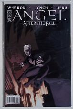 Btvs Angel After The Fall Issue #7. Cover B. Whedon, Lynch, Urru. Never Read.