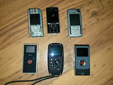 Moblies and cameras nokia / sony bundle x6