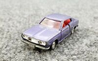 VINTAGE TOMICO TOMY 1:64 SCALE NISSAN BLUEBIRD NO62 MADE IN JAPAN