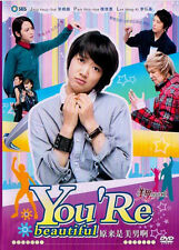 KOREAN DRAMA YOU'RE BEAUTIFUL DVD ENGLISH SUBS