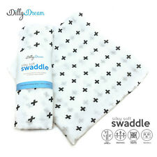 Plus SilkySoft Swaddle Bamboo Blankets - ON 30% SALE