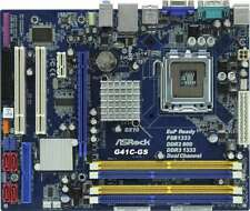 Placas base de ordenador ASRock eSATA, PCI