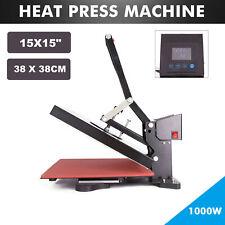 Heat Press 15x15