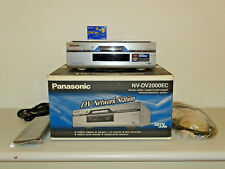 Panasonic NV-DV2000 High-End miniDV-Recorder, OVP w.NEU, 2 Jahre Garantie