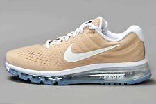 """Nike Air Max 2017 se """"Bio Beige"""" (849560 200) Unisex Zapatillas UK 7.5 EU 42"""