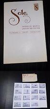 FC053_SALA_FABBRICA MOBILI_BROCHURE PUBBLICITARIA_CUCINE ANNI 50-60 EPOCA_TORINO