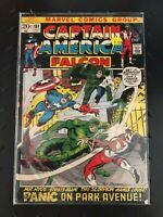 Captain America #151 VG 4.0  Mr.Hyde  Marvel comic  1972