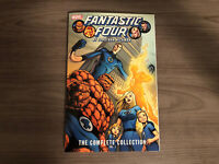 Fantastic Four by Jonathan Hickman Complete Collection Volume 1 Marvel TPB FF 4