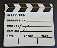 Al Pacino Scarface Movie Signed Autographed Clap Board Clapboard READ