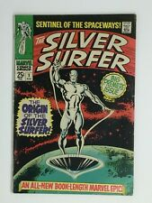 Silver Surfer 1 * 4.0 - 4.5ish: opinion grade * 🔥 🗝