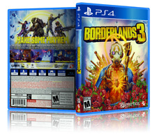 Borderlands 3 - ReplacementPS4 Cover and Case. NO GAME!!