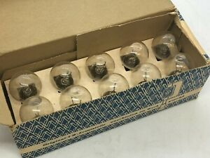 VW Turn Signal Front & Rear 6 Volt 18 Watt Bulb N 17 731 1 Box of 10 Genuine NOS