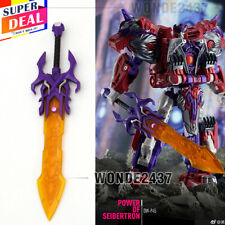 DR.WU DW-P45 Flame Sword For Tranform Alpha Trion in stock