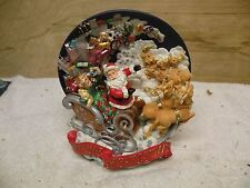 San Francisco Musuc Box Company The Magic Of Christmas Musical Figurine