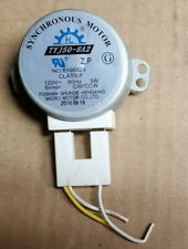 Synchronous Microwave Motor - TYJ50-8A2  120 Vac  -  5 RPM - 3W - Used
