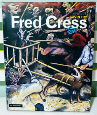 Fred Cress: Paintings 1965-2000! HB / DJ Art Book by Gavin Fry!