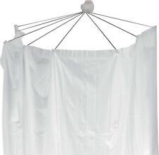 Spirella Ombrella White 1004441 Supporto per Tenda Doccia a Ombrello 200x170 cm