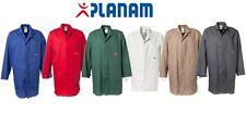 Planam BW 290 Arbeitskleidung Berufsmantel grau 56 0132056