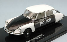 Citroen Ds19 1960 Police de Paris 1 43 Model 23508 vitesse