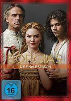Die Borgias - Die finale Season [4 DVDs] von Kari Skoglan...   DVD   Zustand gut