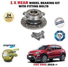 PER FIAT 500X 1.4 1.6 1.3 D 1.6 2014- > NUOVA 1 POSTERIORE Kit cuscinetto ruota