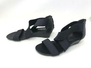 Womens Simply Vera (112913) Prosperity black sandals (406F)