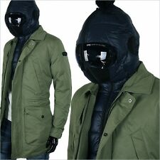 AI RIDERS ON THE STORM DOWN PARKA MENS JACKET>BNWT>£365>GENUINE>SIZE 46IT>COAT