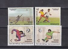 bangladesh 1990 world cup,italy,set MNH        h300