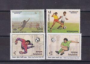 bangladesh 1990 world cup,italy,set MNH        h300