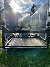 solar trailer,power source