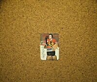 1976-77 Topps Glossy Hockey #3 Tony Esposito (Chicago Blackhawks)