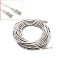 Cable de Patch 10m RJ45 Red Ethernet W8U5