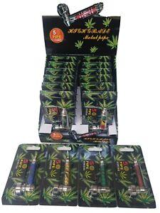 12X Full Box Metal Smoking Tobacco Pipe Screens Pocket Size High Quality Bargain