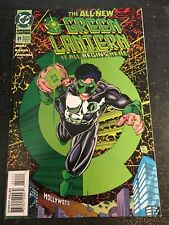 Green Lantern#51 Incredible Condition 9.0(1994) 1st New Rayner Costume!
