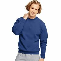 Hanes Men's ComfortBlend EcoSmart Crewneck Sweatshirt - 19 COLORS -S-5XL
