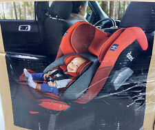 New Diono Radian 3Qxt 4 in 1 Convertible Car Seat Red Cherry