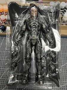 (USED TOY) 1/6 Hot Toys MMS216 Superman Man of Steel General Zod Action Figure