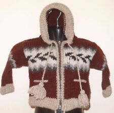 Jerséis y cárdigans de niño de 2 a 16 años 100% lana