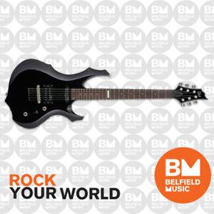ESP LTD F-10 F-Series Electric Guitar Kit Black w/ Gigbag F10 - Belfield Music