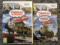 Thomas & Friends: Hero of the Rails (Nintendo Wii) Complete -VGC -PAL - Free P&P