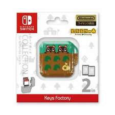 PreSale NINTENDO Switch 3DS Animal Crossing CARD POD COLLECTION Type-A CCP-002-1