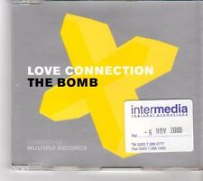 (FK737) Love Connection, The Bomb - 2000 CD