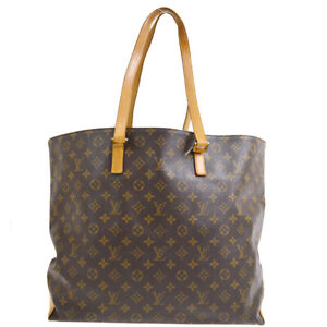 LOUIS VUITTON CABAS ALTO HAND TOTE BAG PURSE MONOGRAM CANVAS M51152 cap 90394