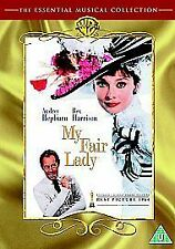 My Fair Lady Dvd Audrey Hepburn Brand New & Factory Sealed