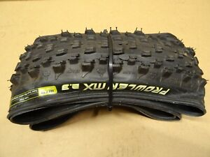 "WTB Prowler MX 26"" x 2.3"" Folding Tyre Mtb XC"