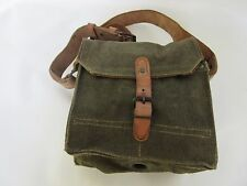 FRENCH CANVAS musette tool bag Outil Sac FM MAT 24/29 ALGERIE INDOCHINE