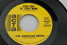 American Breed: Step Out of Your Mind / Same Old Thing  [VG++ Copy]